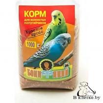 Корм для попугаев «Бонифаций» Красное Просо 1кг