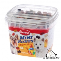 Sanal для собак «Мини-косточки»