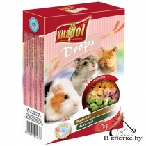 Дропсы для грызунов Vitapol Multi-mix