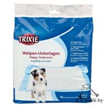 Пелёнки для приучивания животного к месту Trixie 60x60