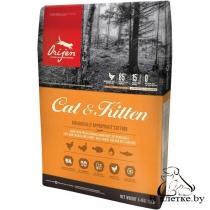 Беззерновой корм Orijen Cat & Kitten