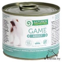 Влажный корм для собак NP Adult Game, 800гр