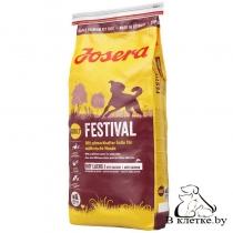 Сухой корм Josera Festival
