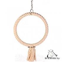 Игрушка Trixie для птиц Кольцо диаметр 25см