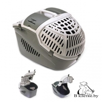 Переноска пластиковая для кошек MPS Avior