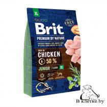 Сухой корм Brit Premium Junior XL