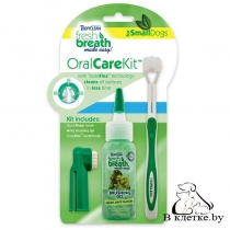 Средство TropiClean FRESH BREATH OralCareKit Large Dog