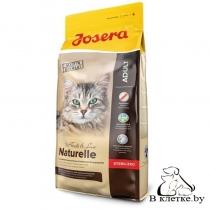 Корм для домашних и стерилизованных кошек Josera Naturelle