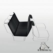 Подстилка на задние сидения автомобиля Trixie 1324