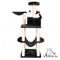 Когтеточка-домик для кошки Trixie Tarragona