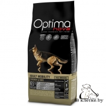 Корм Optima Nova Adult Mobility Chiken & Rice