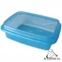 Туалет для кошек Dogman «Дюплекс» S